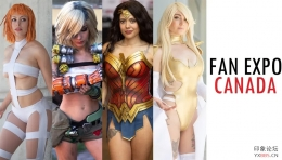 THIS IS FAN EXPO CANADA COMIC CON 2019 TORONTO BEST COSPLAY MUSIC VIDEO BEST ...